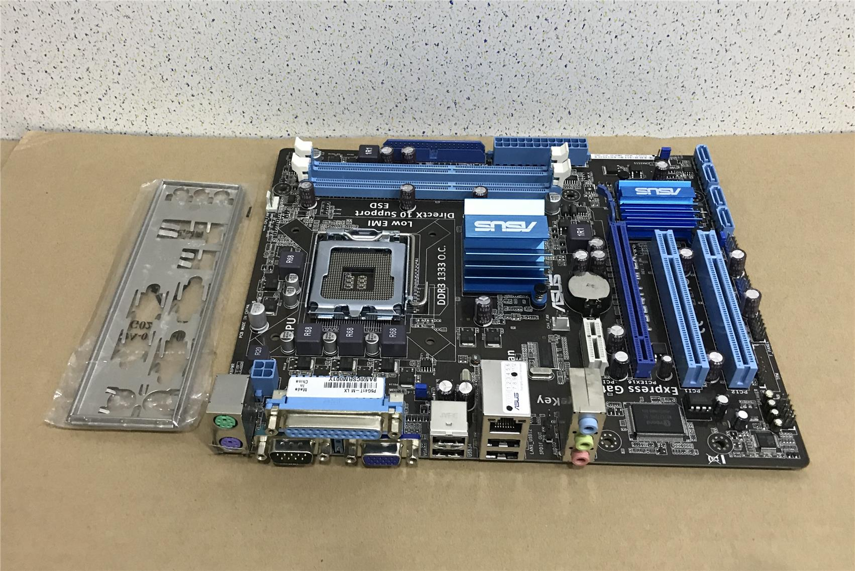DRIVERS FOR ASUS P5G41T-M LX MOTHERBOARD