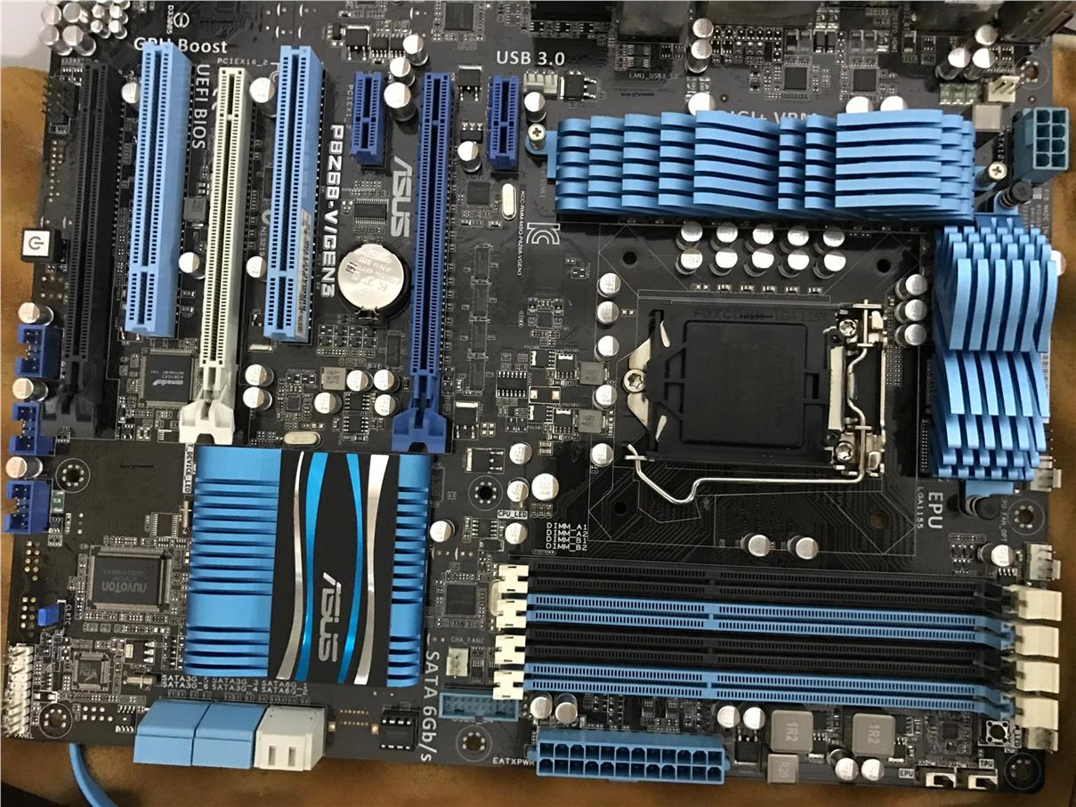 ASUS P8Z68-V LE DRIVERS UPDATE