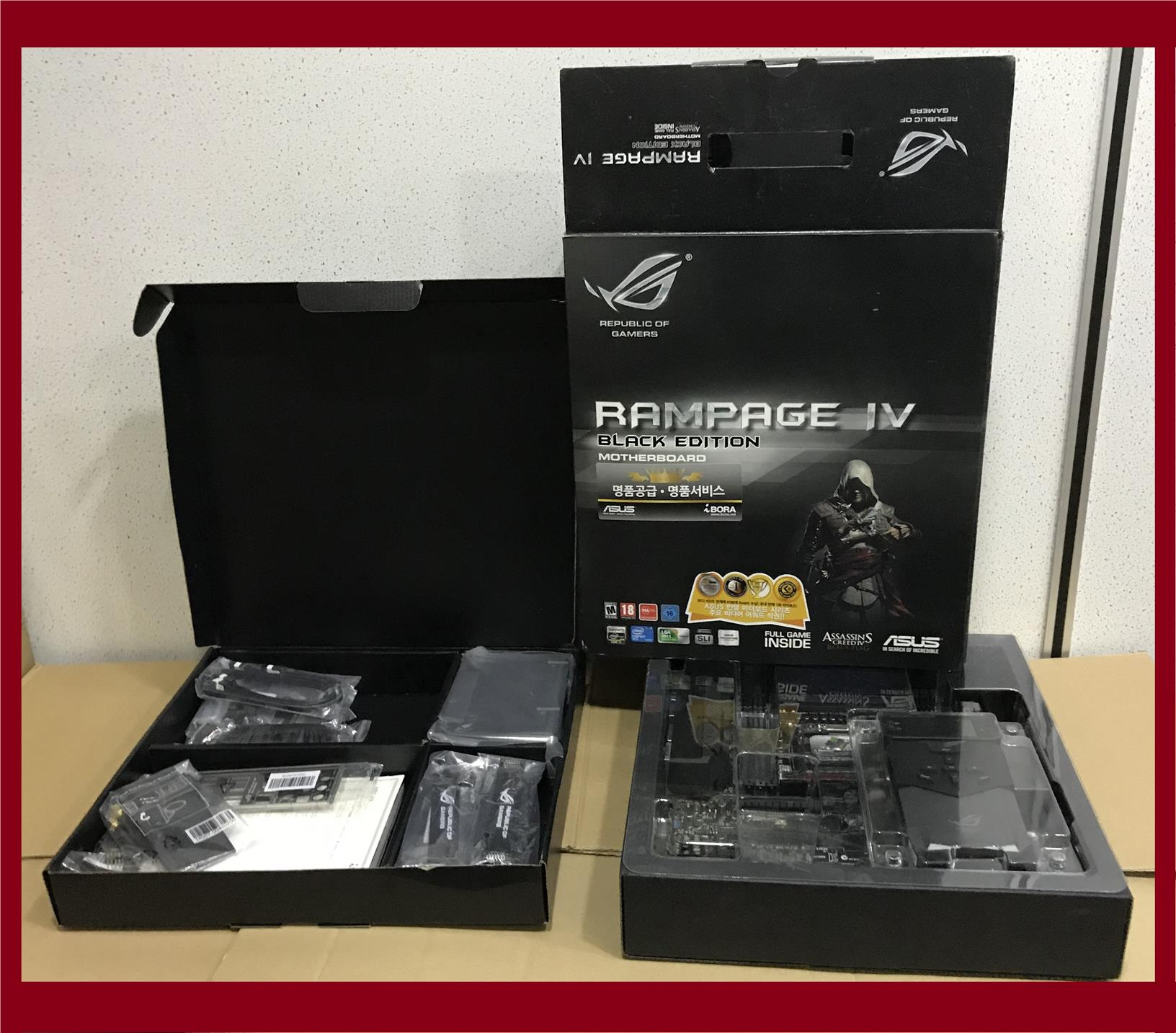 Rampage iv black edition | motherboards | asus usa.