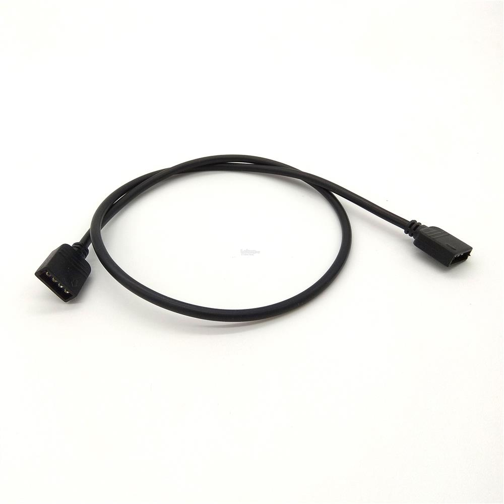 For ASUS ROG Aura Sync 50 cm LED Fan 4 pin RGB extension cable