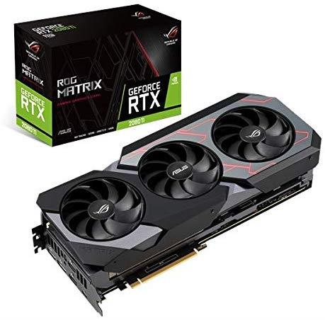 Asus ROG Matrix GeForce RTX 2080Ti P11G Gaming MATRIX-RTX2080TI-GAMING