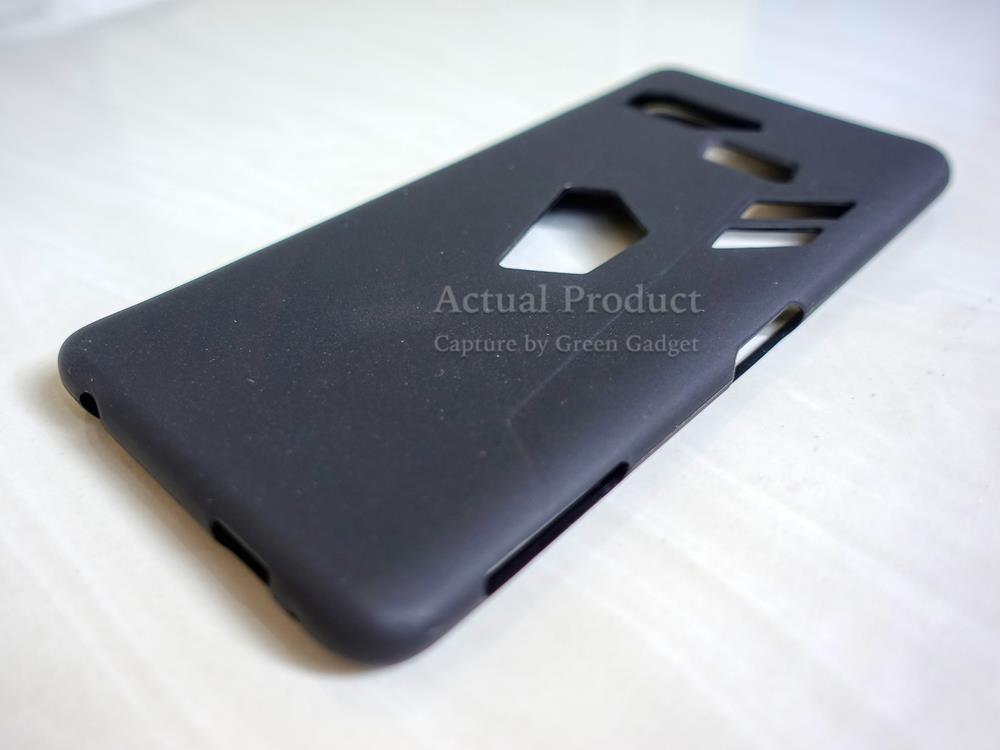 Asus ROG Phone Case Cover (Black)