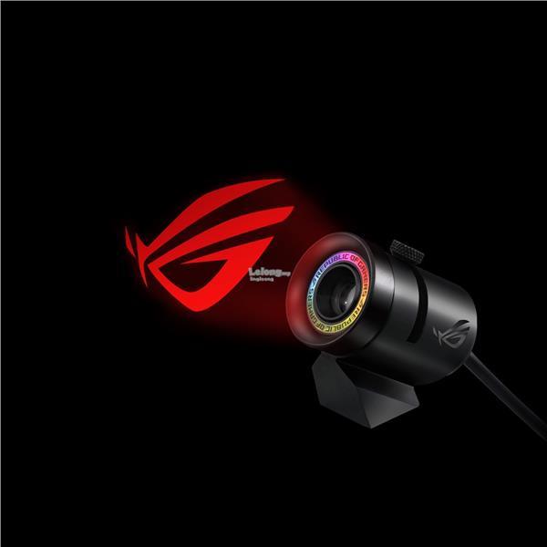 # ASUS ROG Spotlight - USB Logo Projector # AURA SYNC