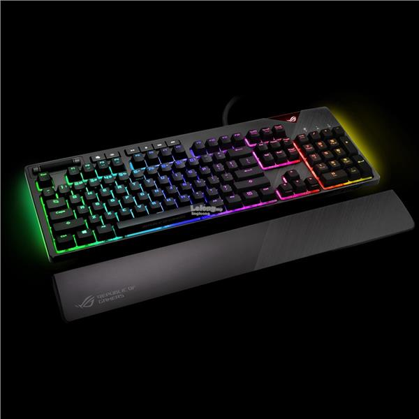 # ASUS ROG Strix Flare Mechanical Gaming Keyboard # Cherry MX Blue