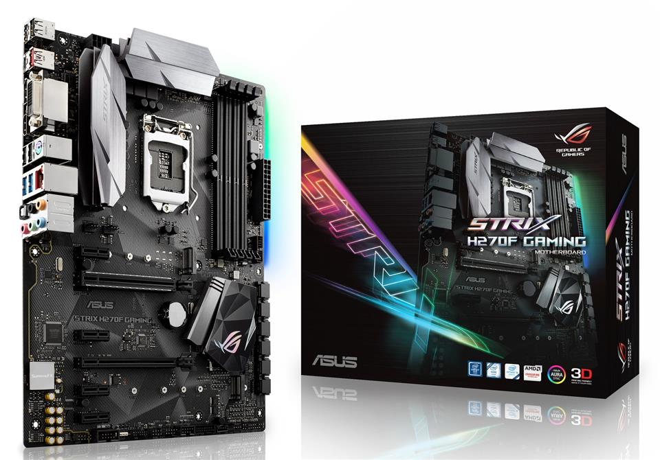 Asus Rog Strix H270f Gaming Lga 1151 End 6 24 2019 9 15 Am