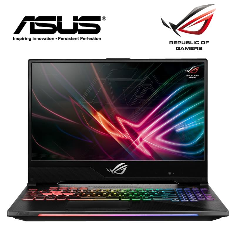 "Asus ROG Strix SCAR II GL504G-WES053T 15.6"" Gaming Laptop/ Notebook"