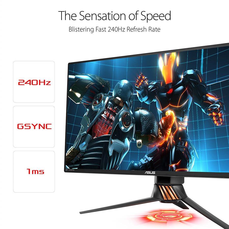 ASUS ROG Swift PG258Q 24 5' | Full HD | 1ms | 240Hz | G-SYNC | Monitor