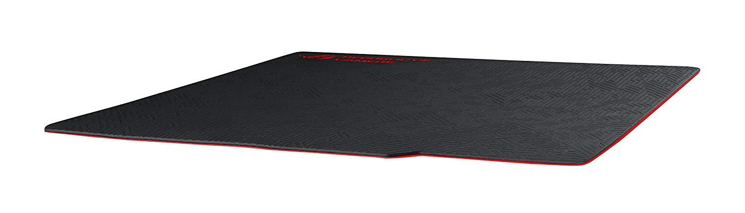 ASUS ROG Whetstone Rollable Washable Non-Slip Silicone Gaming MousePad