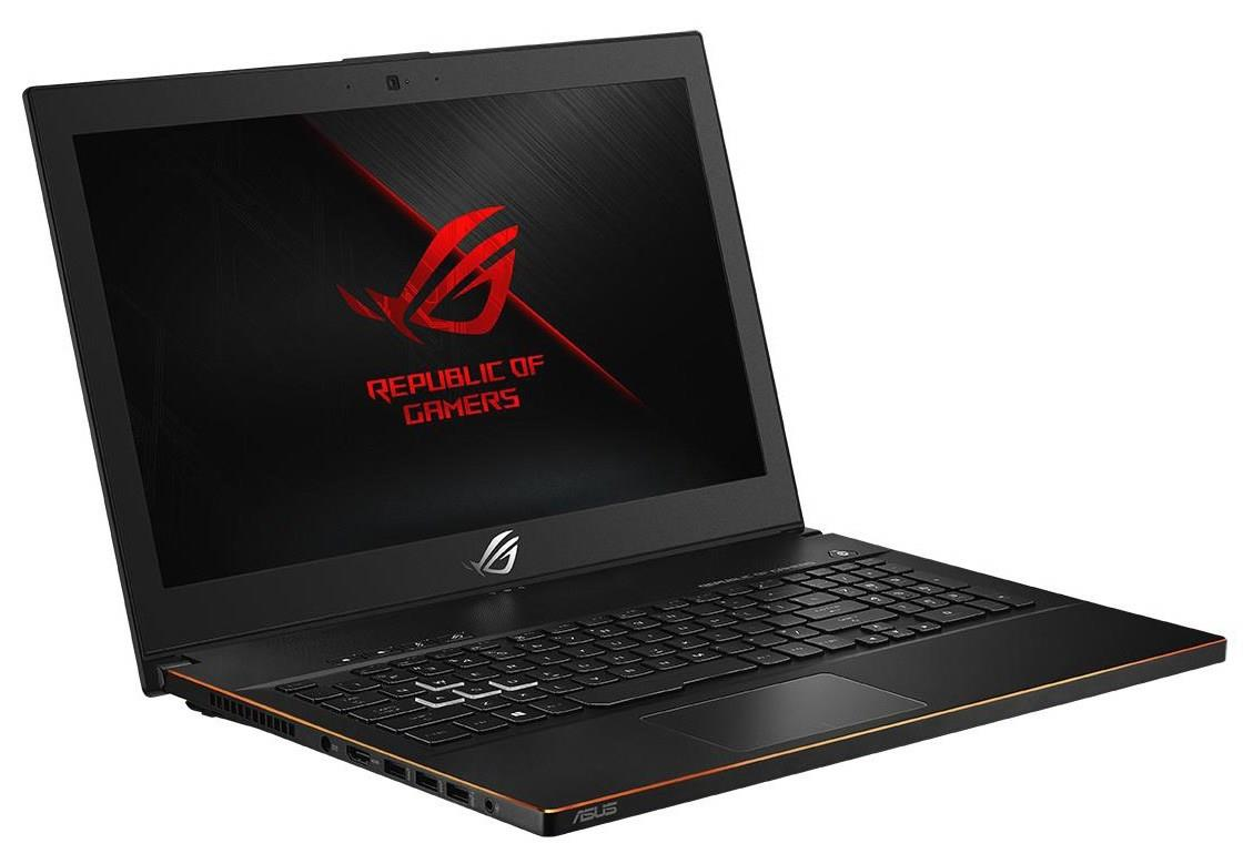 Asus ROG Zephyrus M GM501G Gaming Notebook (i7-8750H.16G.256G+1TB)