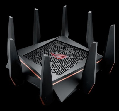 ASUS Router Wireless GGB N1000 DB AC5300 ROG RAPTURE (GT-AC5300)
