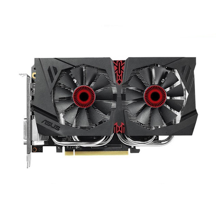 Asus Strix GeForce GTX 1060 DC2O6G 6GB GDDR5 Graphic Card - OC Edition