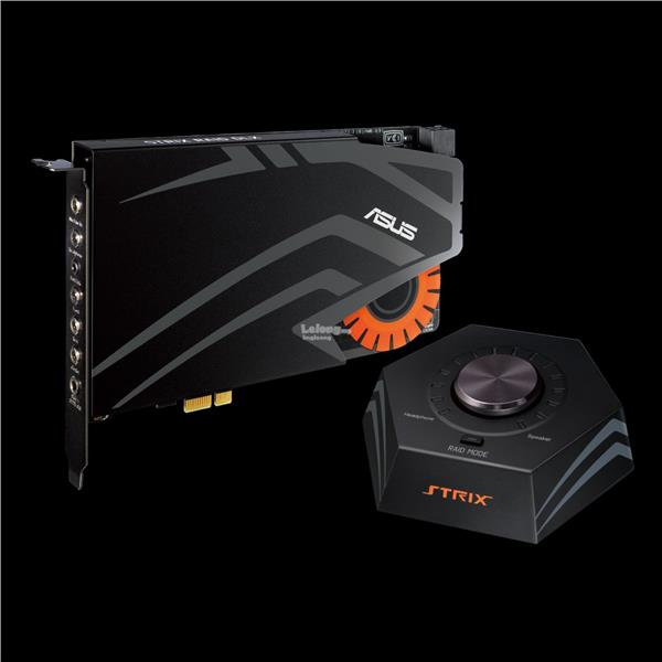 # ASUS Strix Raid DLX 7.1 PCIe Sound Card # FLASH SALES!!!