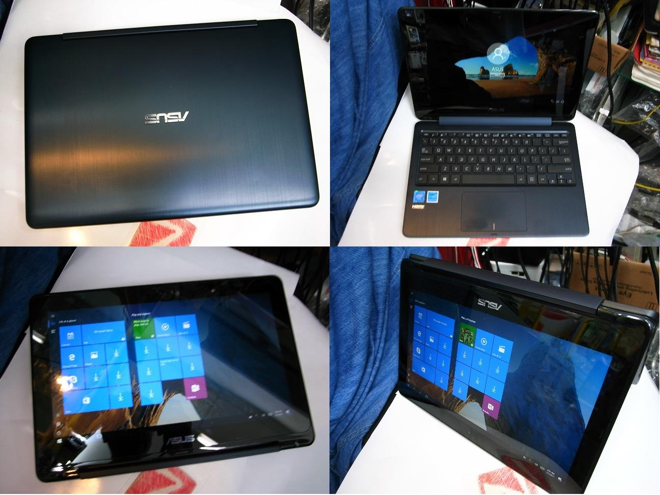 ASUS Transformer Book FLIP TP200S 32GB 2 in 1 PC NoteBook Rm920