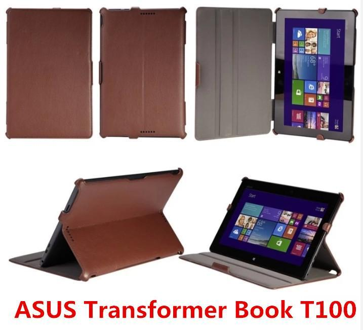 Asus Transformer Book T100 T100TA Flip Stand Case Cover Casing