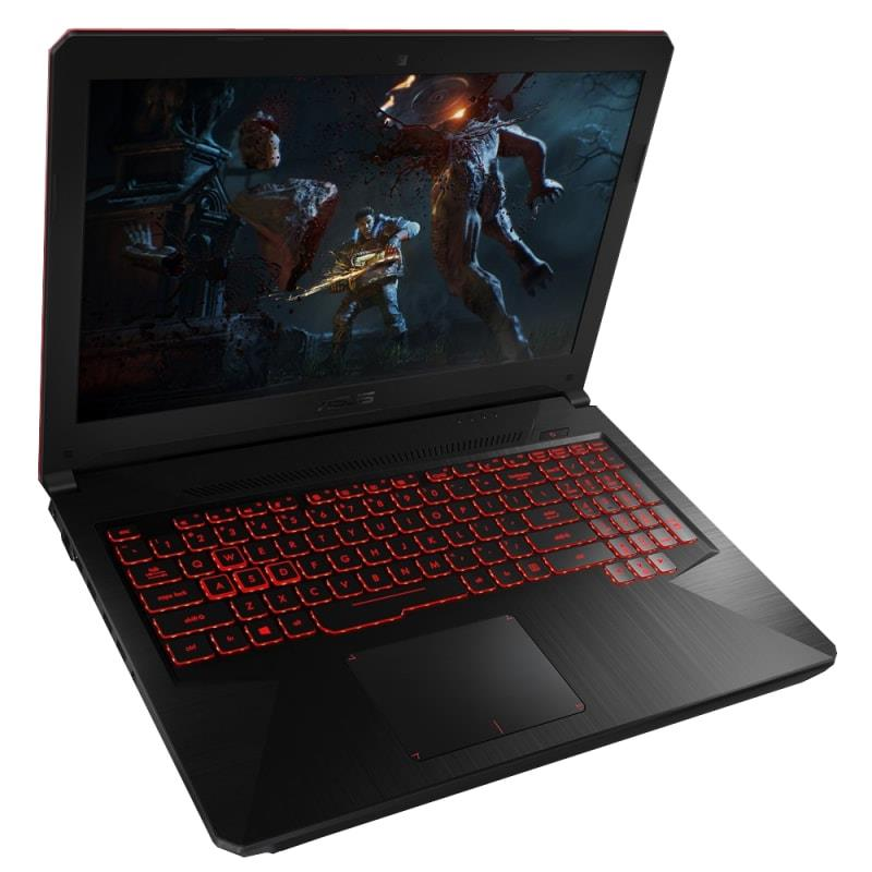Asus TUF FX504G Gaming Notebook (i7-8750H.4G.1TB) (DE4492T)