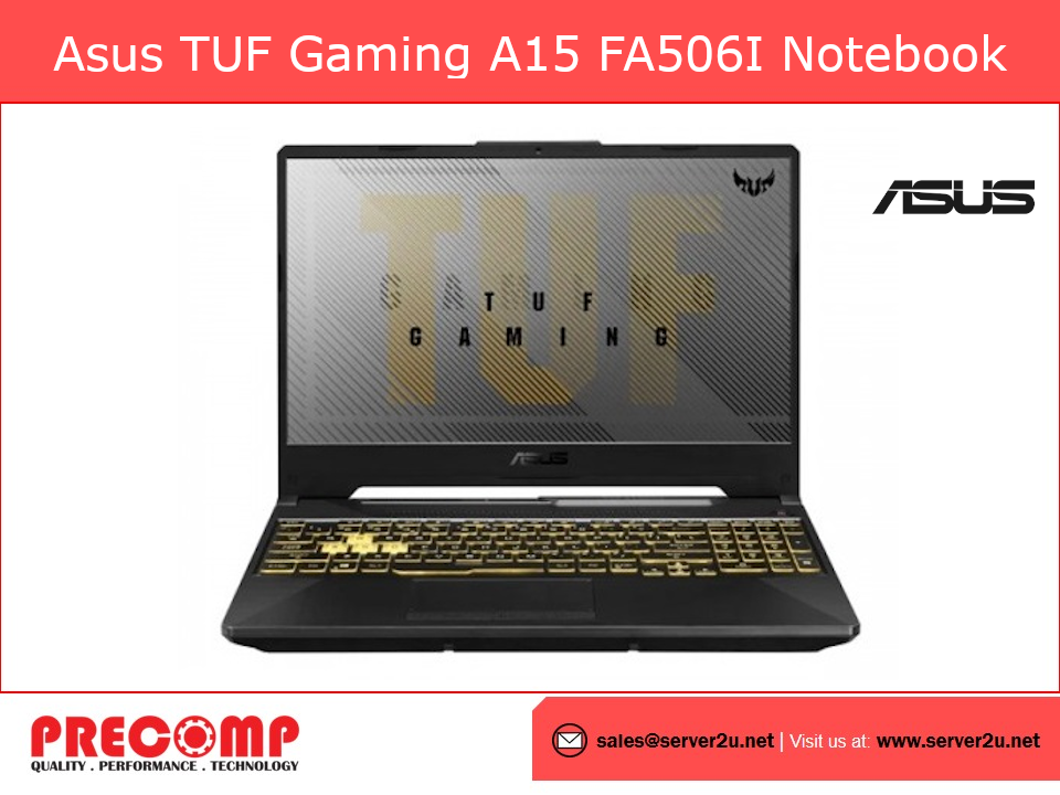 Asus TUF Gaming A15 FA506I Notebook (7-4800H.8G.512GB) (IHN241T)