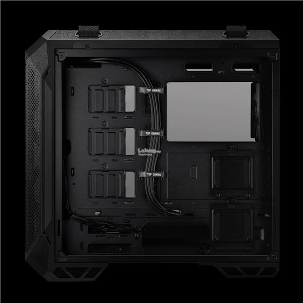 # ASUS TUF Gaming Edition GT501 Tempered Glass EATX Case #