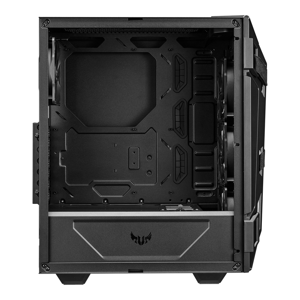 ASUS TUF GAMING GT301 GAMING CASE (BLACK) WITH ARGB FAN