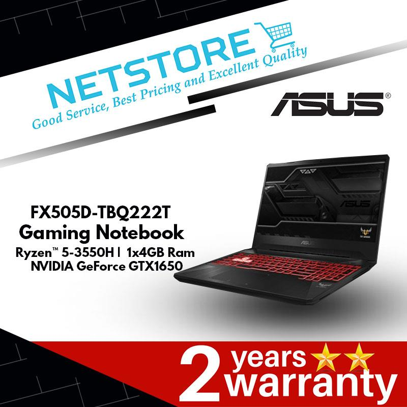 Asus Tuf Series Fx505d Tbq222t Gami End 10 15 2021 2 15 Pm