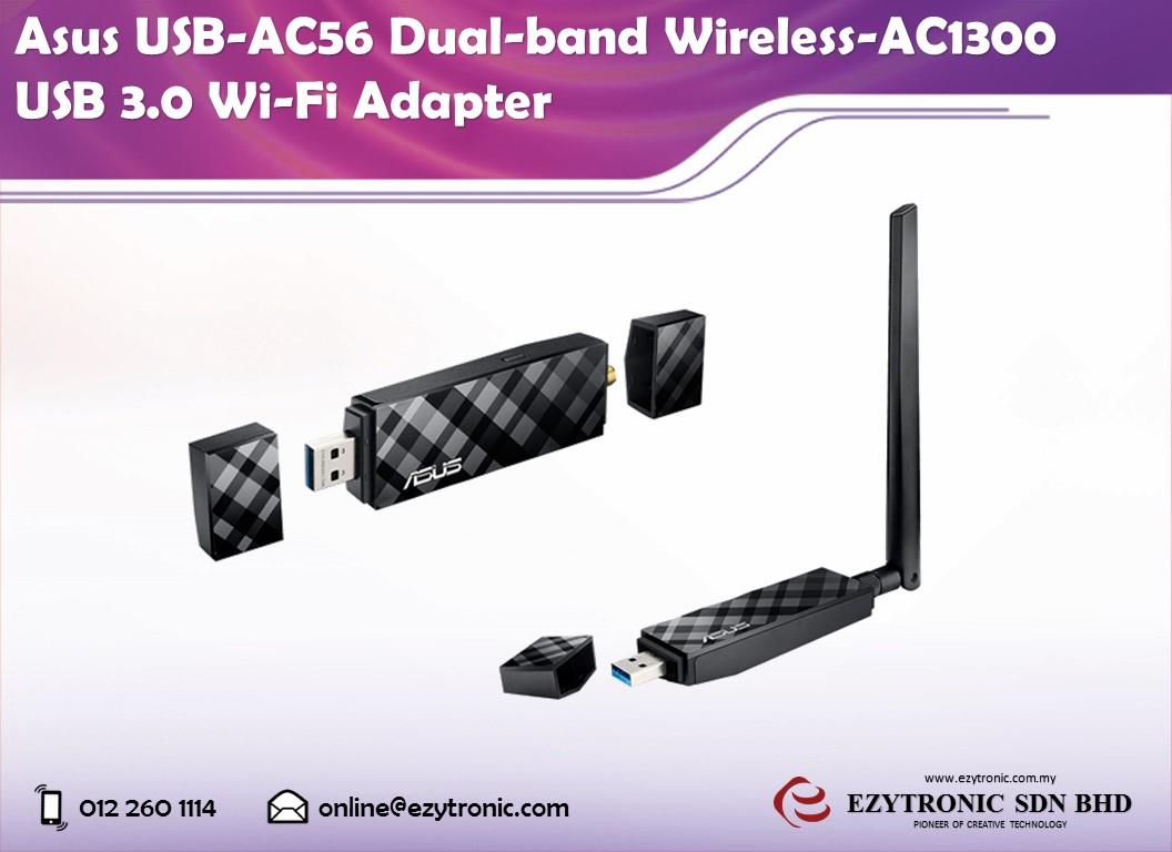 DRIVER: ASUS USB-AC56 WIRELESS WI-FI ADAPTERS