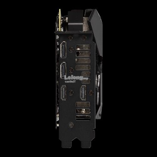ASUS VGA RTX 2060 6GB GDDR6 ROG STRIX 6G ROG-STRIX-RTX2060-A6G-GAMING