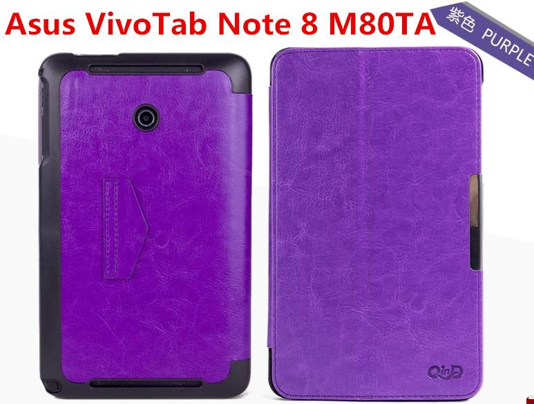 Asus VivoTab Note 8 M80TA note8 Leather Case Cover + FREE SP