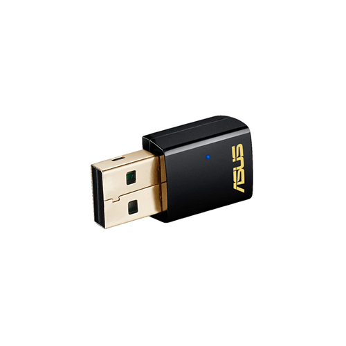 ASUS WIFI N 150MBPS DUAL BAND AC433 USB ADAPTER (USB-AC51)