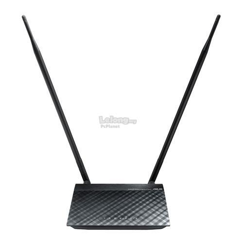 ASUS WIFI N 300MBPS HIGH POWER ROUTER (RT-N12HP)