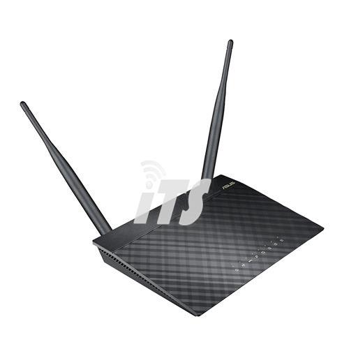 Asus WL-N300 3-in-1 Router/AP/Range Extender - Unifi Ready