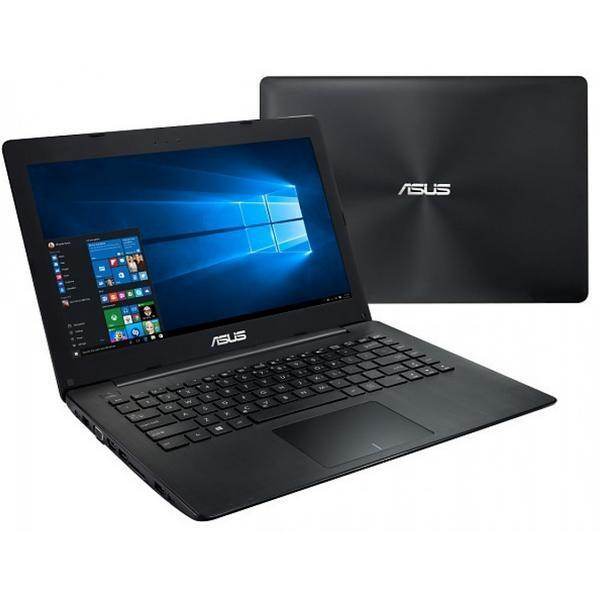# ASUS X453SA-WX040D BLK N3050/500G/2G/DL/DOS Notebook Computer