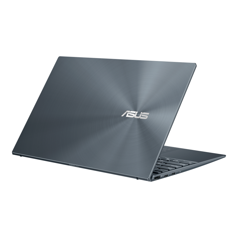 "ASUS Zenbook 14.0"" i5-1135G7 8GB 512GB SSD W10HS - Pine Grey"