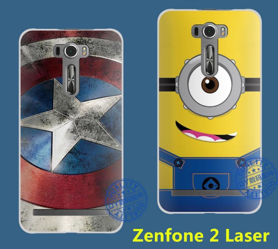 quality design cbef6 01e55 Asus Zenfone 2 Laser ZE550KL 5.5inch 3D Relief Back Case Cover Casing?