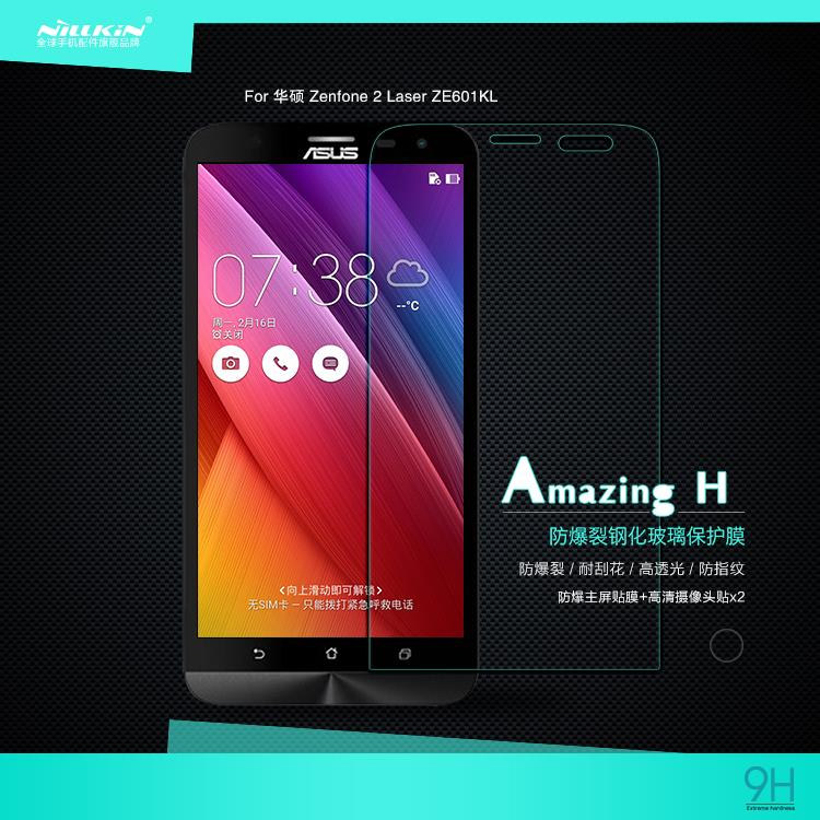 Asus Zenfone 2 Laser ZE601KL Nillkin Anti Explosion H Tempered Glass