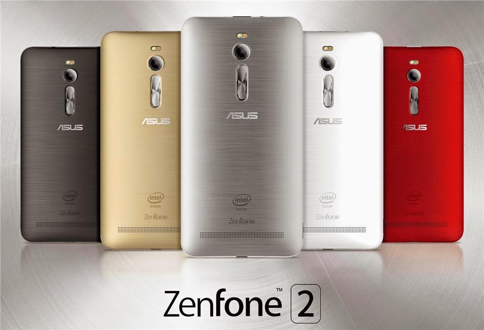 ASUS Zenfone 2 (ZE551ML) 4GB RAM + 32GB/64GB ROM! ORIGINAL SET