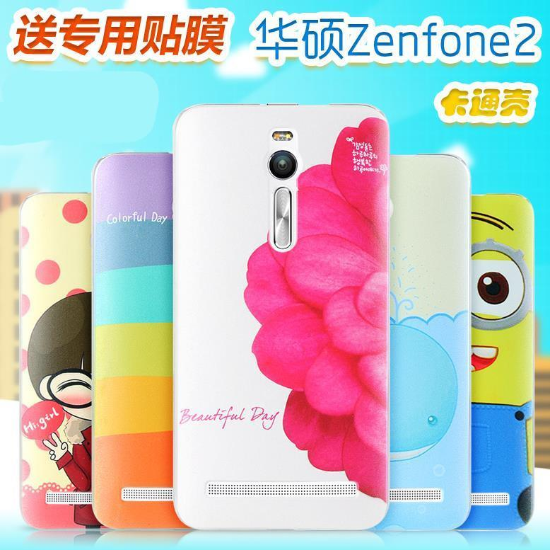 Asus Zenfone 2 ZE551ML 5.5' Hard Back Case Cover Casing +Free SP