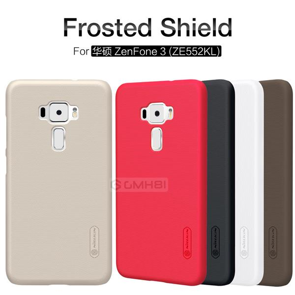 100% authentic d8844 d6437 Asus Zenfone 3 5.2 5.5 Deluxe Laser Max Ultra Zoom Nillkin Cover Case