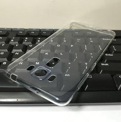 the latest 6631d 8910c ASUS ZENFONE 3 DELUXE ZS550KL TRANSPARENT SLIM SOFT HANDPHONE CASE