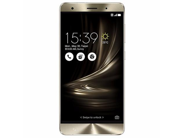 ASUS ZENFONE 3 DELUXE ZS570KL ROUND EDGE TEMPERED GLASS