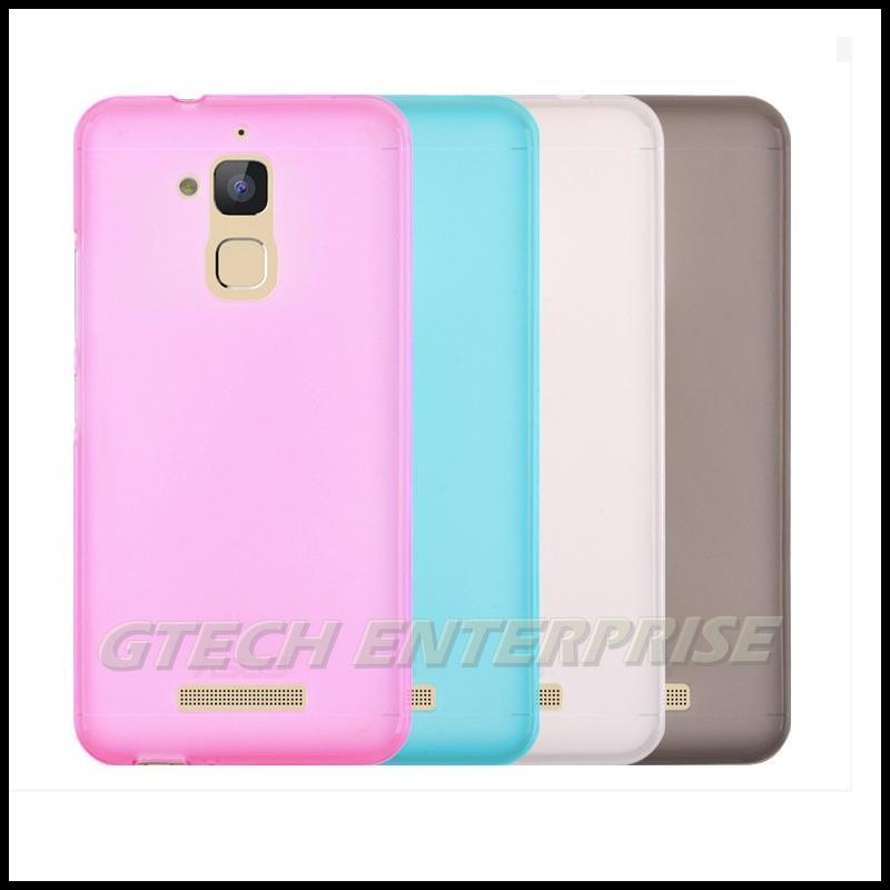 best service ced7a 8b4f4 ASUS Zenfone 3 Max ZC520TL ZC553KL TPU Silicone Back Cover Case