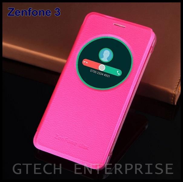 official photos df61f b0c9c ASUS Zenfone 3 Max ZE520KL ZE552KL ZC520TL ZC553KL View Flip Cover