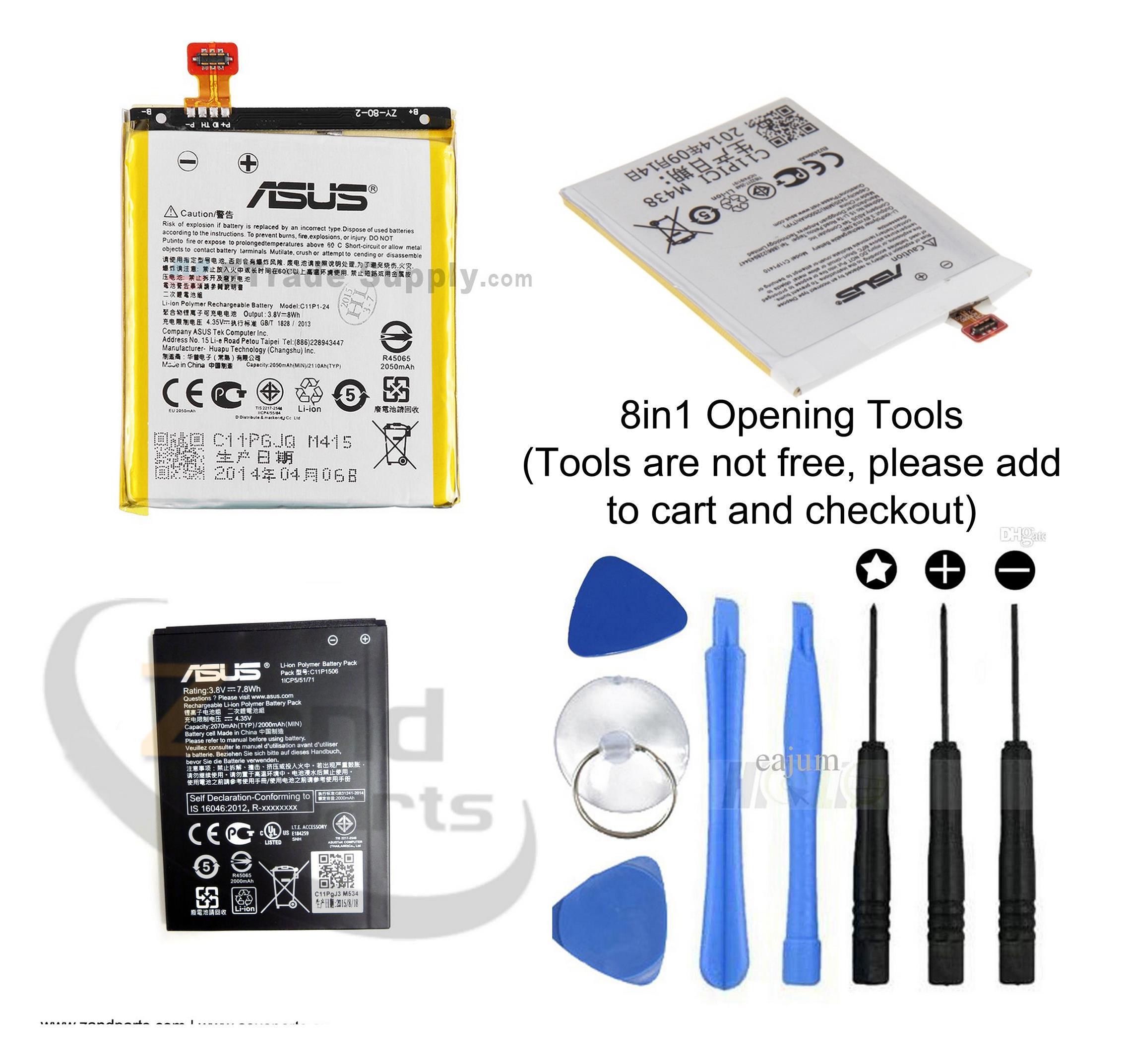 Asus Zenfone 4 4 5 5 6 C 2 5 0 5 5 Lite Battery Replacement