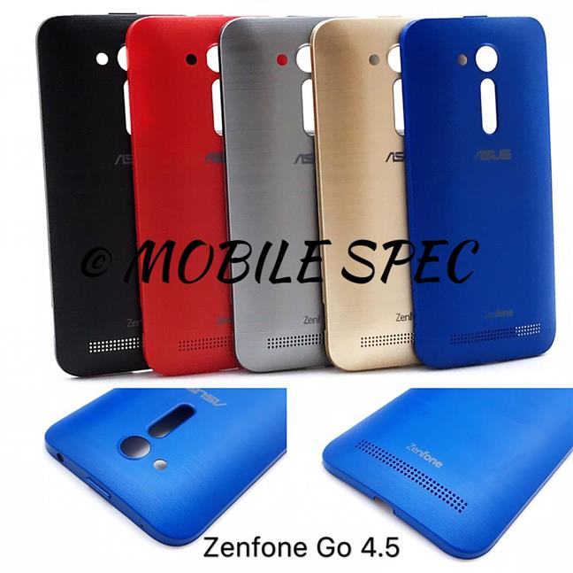 hot sale online 47be0 71b54 ASUS ZENFONE GO 4.5 X014D BATTERY BACK COVER HOUSING REPLACEMENT CASE