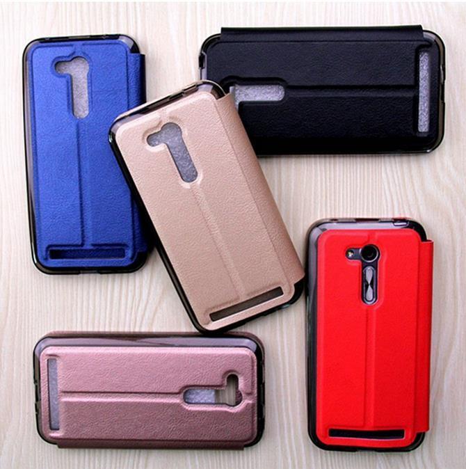 the latest 94260 774e4 Asus ZenFone GO 4.5' ZB452KG Flip Leather Case Cover Casing