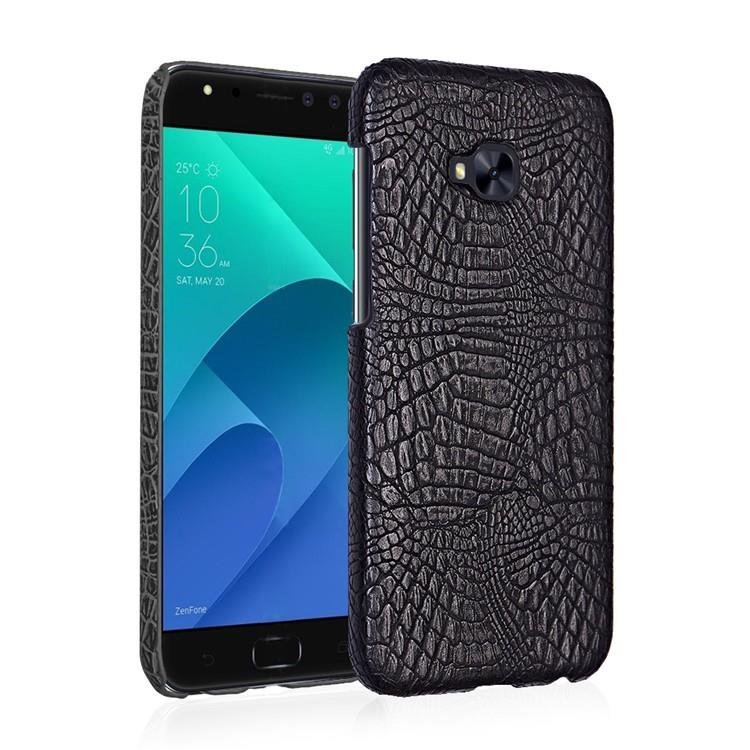 new products 90fee d24db Asus Zenfone 4 Selfie Pro ZD552KL Leather like Back case casing cover