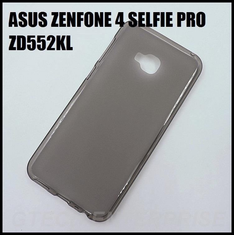 new styles 53f9b 7a94a ASUS Zenfone 4 Selfie Pro ZD552KL TPU Silicone Back Cover Case