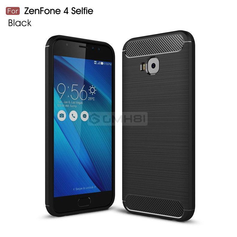 low priced 1e420 b60a0 Asus Zenfone 4 Selfie Pro ZD552KL ZD553KL TPU Armor Bumper Cover Case