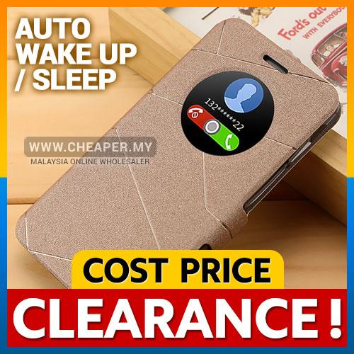 Asus Zenfone 5 6 2 5.0 2 5.5 Smart Flip Case Cover Wake Up Function