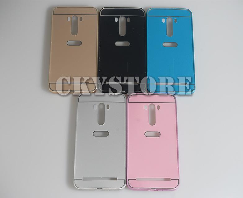 info for dbfd9 e3ea9 ASUS ZENFONE 5 Selfie GO 5.5 ZB551KL 2 Laser ZE550KL Metal Bumper Case