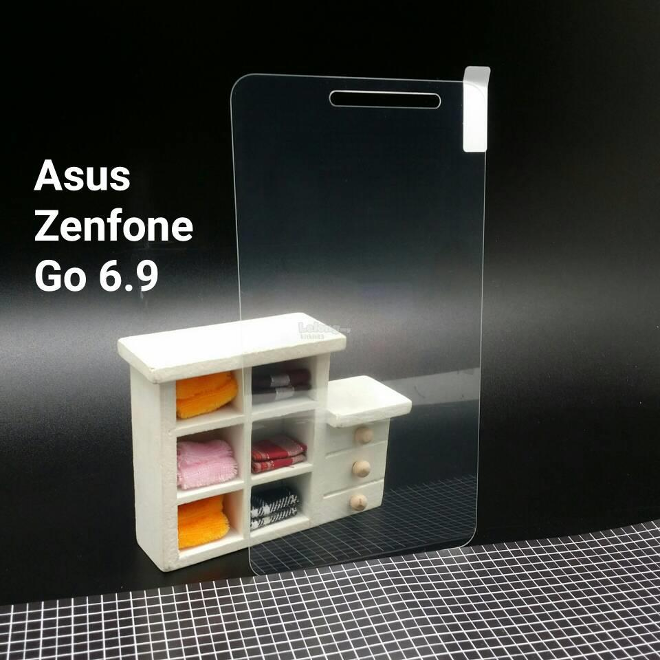 Asus Zenfone Go 6.9 Tempered Glass Screen Protector