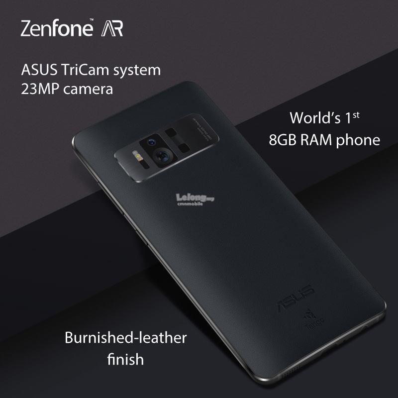 Asus Zenfone Ar 8gb Ram 128gb Rom O End 7 10 2018 6 15 Pm